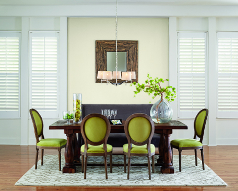 Custom Shutters - Victoria and Vancouver | Composite Shutters