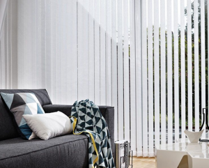 Custom Blinds - Victoria and Vancouver | Vertical Blinds