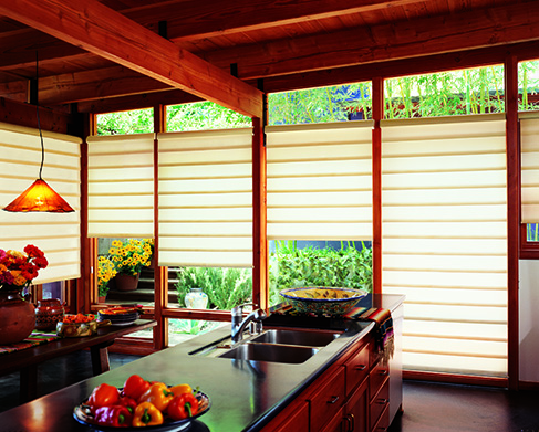 Motorized Blinds Vancouver S Laursen Son Draperies